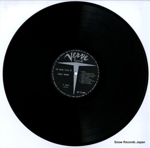 MANN, HERBIE the mugic flute of herbie mann VL-1055 - disc