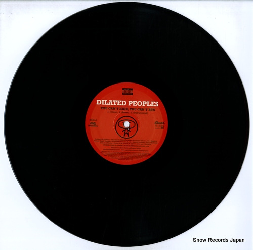 DILATED PEOPLES you can't hide, you can't run SPRO094635931518 - disc
