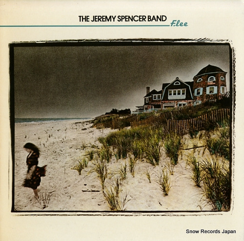 JEREMY SPENCER BAND, THE flee SD19236 - front cover