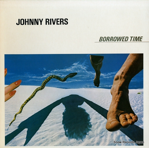 RIVERS, JOHNNY borrowed time RS-1-3082 - front cover
