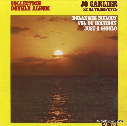 CARLIER, JO dolannes melody, vol du baurdon, just a gigolo B67116 - front cover