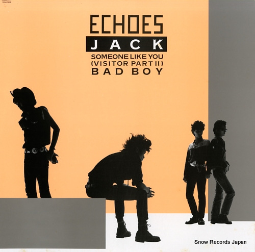 ECHOES, THE jack 12AH1936 - front cover