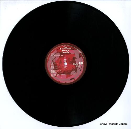 V/A the soulciety funky family ME003/92 - disc