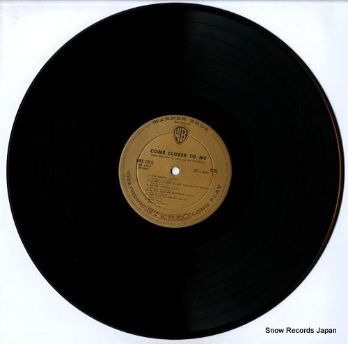 GALIAN, GERI / CABALLEROS come closer to me WBS-1016 - disc