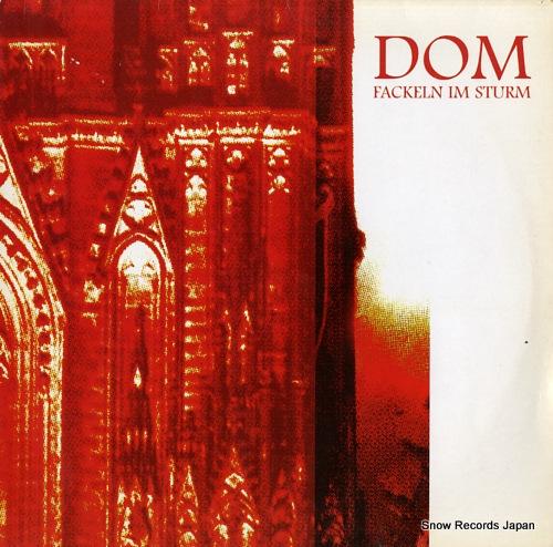 DOM fackeln im sturm 724388564366 - front cover