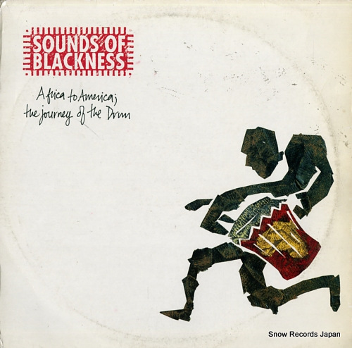 SOUNDS OF BLACKNESS africa to america / journey of the drum 549009-1 - front cover