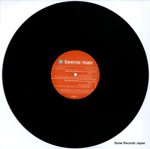 MAN, BEENIE feel it boy VUST258 - disc