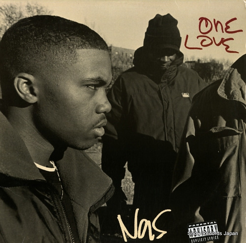 NAS one love 4477673 - front cover