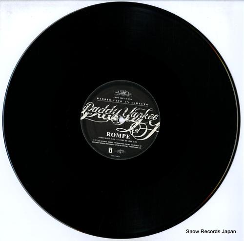 YANKEE, DADDY rompe INTR-11590-1 - disc