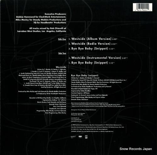 TQ westside 4979025 - back cover