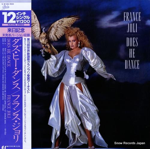 フランス・ジョリ ダズ・ヒー・ダンス 12.3P-664