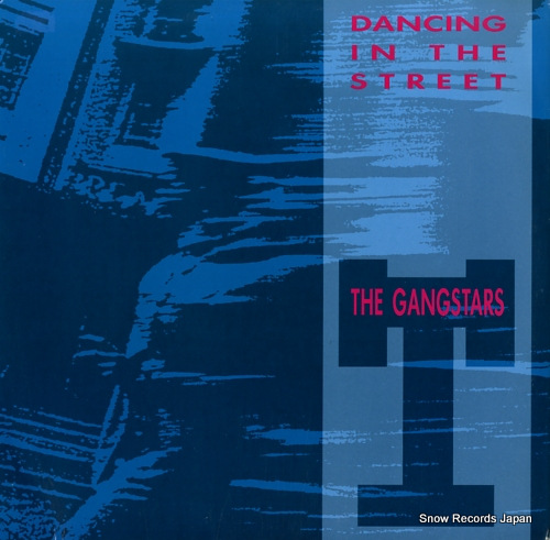 GANGSTARS, THE dancing in the street ARD1069 - front cover