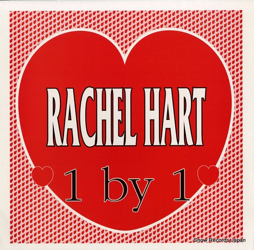 HART, RACHEL 1 by 1 HIT3317 - front cover