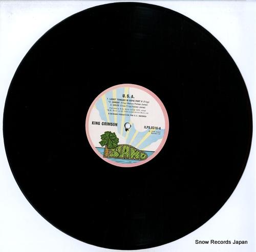 KING CRIMSON usa ILPS9316 - disc