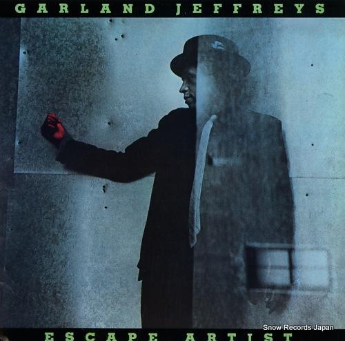 JEFFREYS, GARLAND escape artist JE36983 - front cover