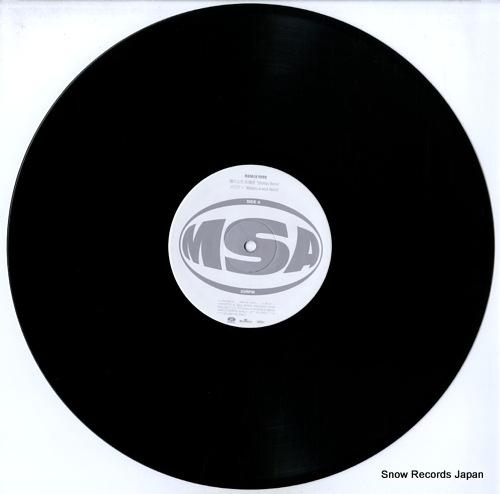 MISIA remix 1999 BVJS-29905 - disc