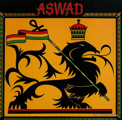 ASWAD aswad ILPS9399 - front cover