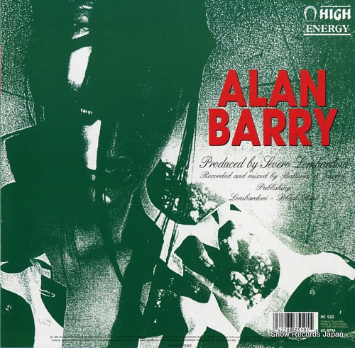 BARRY, ALAN you got me HE120 - back cover