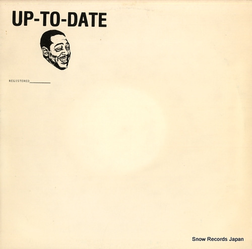 UP-TO-DATE the studio recordings volume three (1926-1952) U.T.D.2004 - front cover