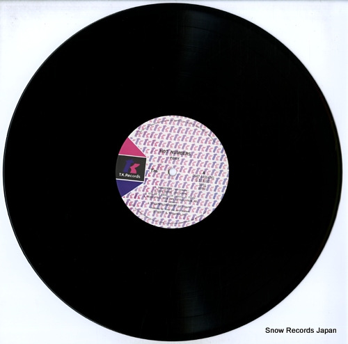 FOXY hot numbers 25AP1396 - disc