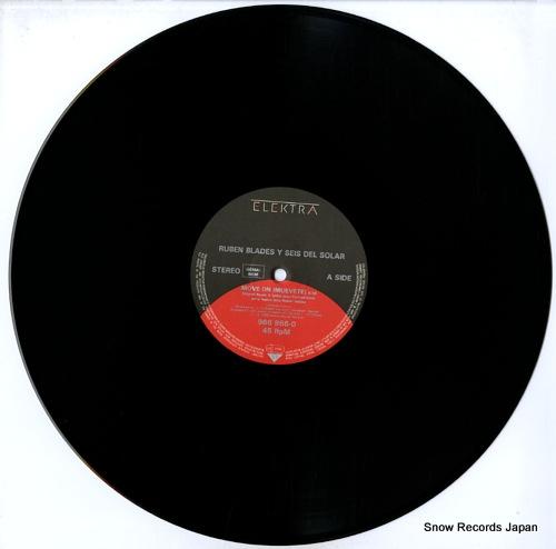 BLADES, RUBEN move on (muevete) 966866-0 - disc