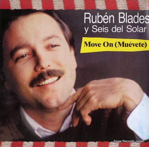 BLADES, RUBEN move on (muevete) 966866-0 - front cover