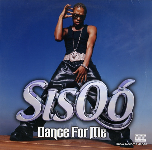 SISQO dance for me 314572996-1 - front cover