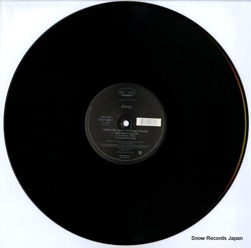SISQO can i live 314572932-1 - disc