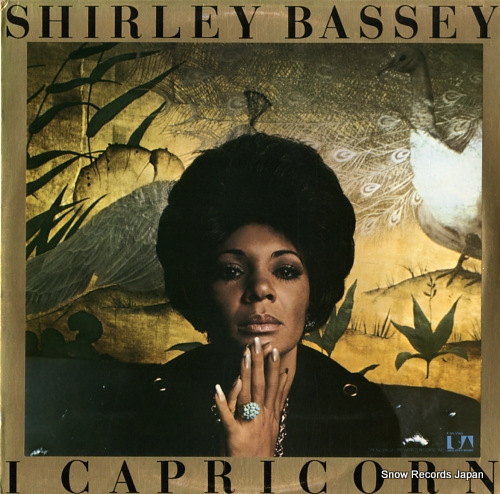 BASSEY, SHIRLEY i, capricorn UAS-5565 - front cover