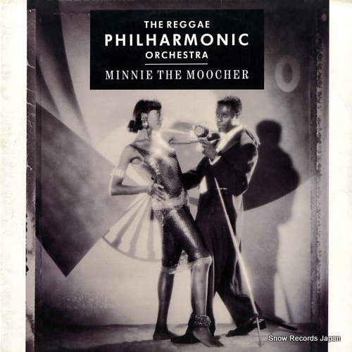 REGGAE PHILHARMONIC ORCHESTRA, THE minnie the moocher 12IS378 - front cover