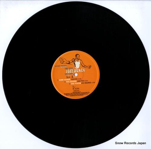 SNOWBOY the hi-hat (the true jaz dance sessions) OCHOLP002 - disc