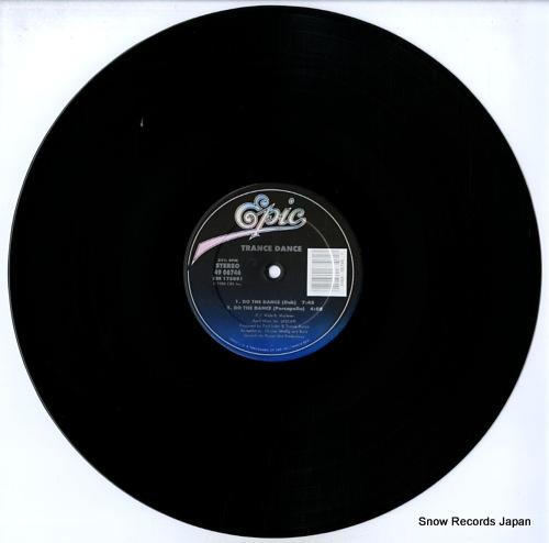 TRANCE DANCE do the dance 4906746 - disc