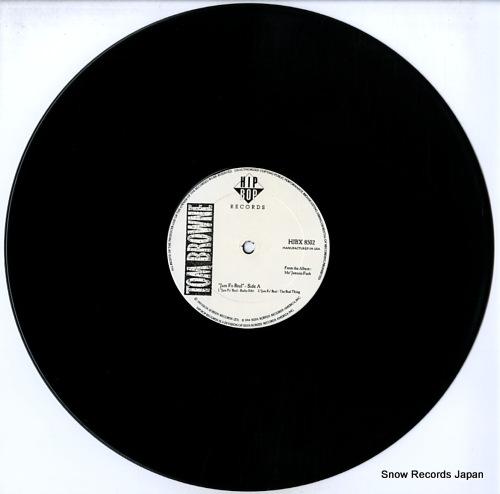 BROWNE, TOM jam fo' real / too hot HIBX8502 - disc