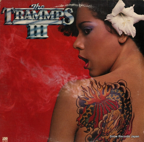 TRAMMPS, THE the trammps iii SD19148 - front cover
