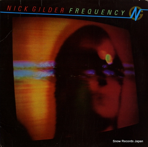GILDER, NICK frequency CHR-1219 - front cover