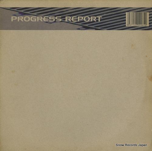 V/A progress report PR001 - front cover