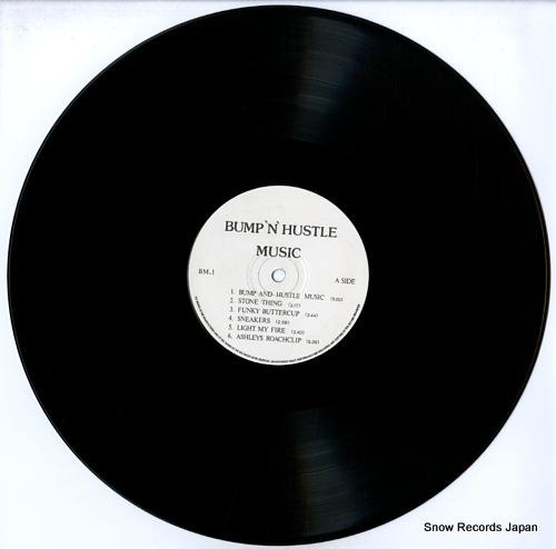 V/A bump 'n' hustle music BM.1 - disc