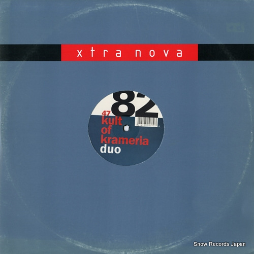 KULT OF KRAMERIA duo XN4782 - front cover
