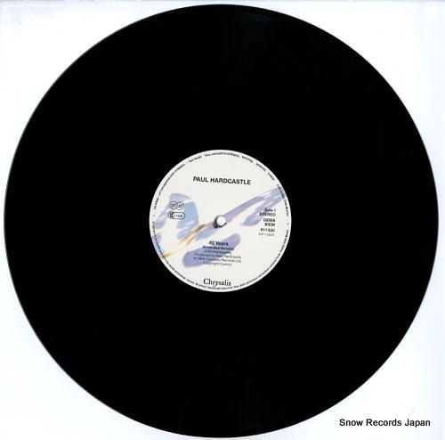 HARDCASTLE, PAUL 40 years 611530 - disc