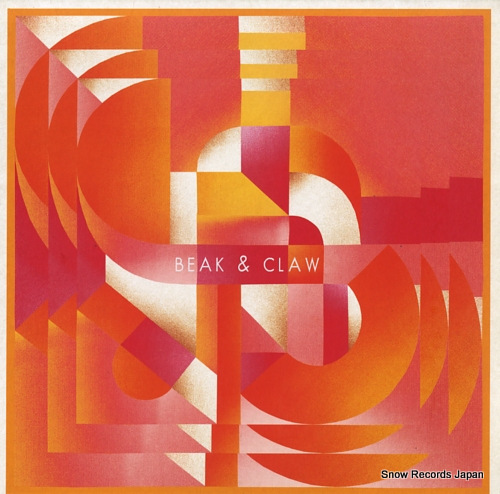 SISYPHUS beak & claw ABR0119 - front cover