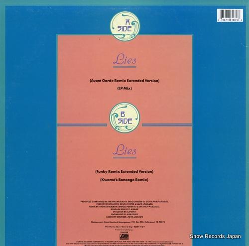 EN VOGUE lies 0-86168 - back cover