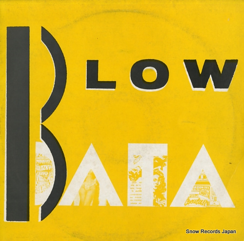 DATA blow ILL4512 - front cover