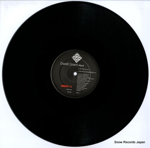 GRANT, DAVID hurt INTOX104 - disc