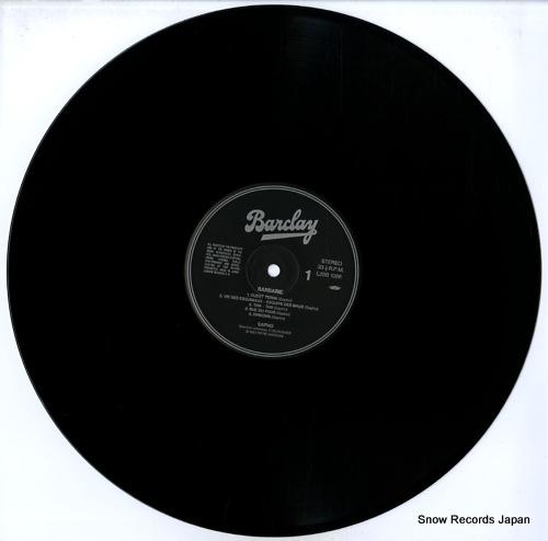 SAPHO barbarie L28B1086 - disc