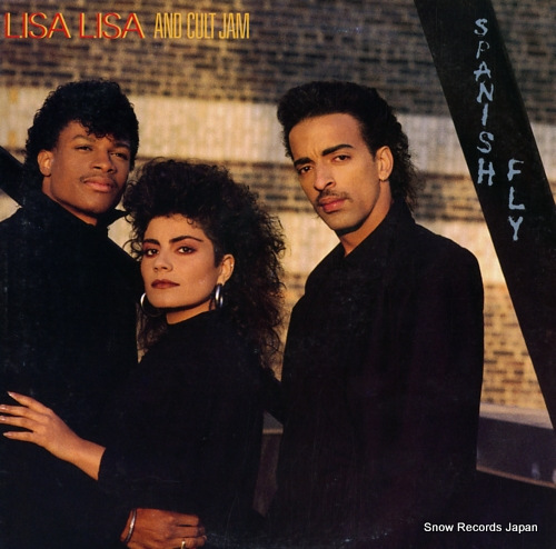 LISA LISA AND CULT JAM spanish fly 28AP3347 - front cover