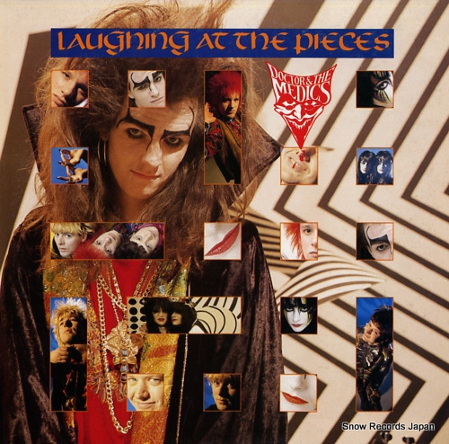 DOCTOR AND THE MEDICS laughing at the pieces 28AP3212 - front cover