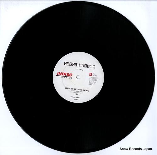 KENYON, CAROL fascinating DID128001 - disc