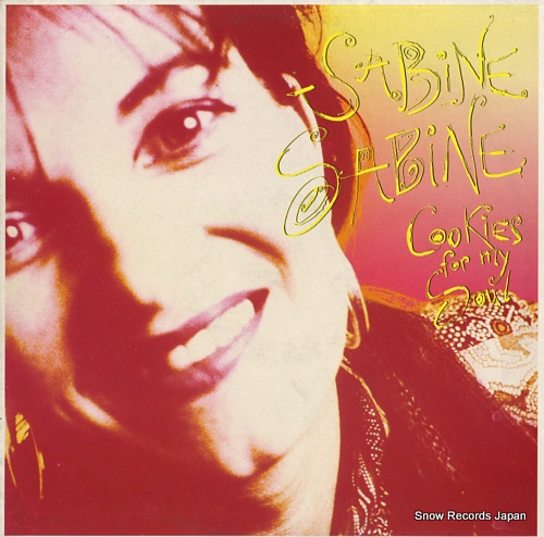 SABINE SABINE cookies for my soul 4660011 - front cover