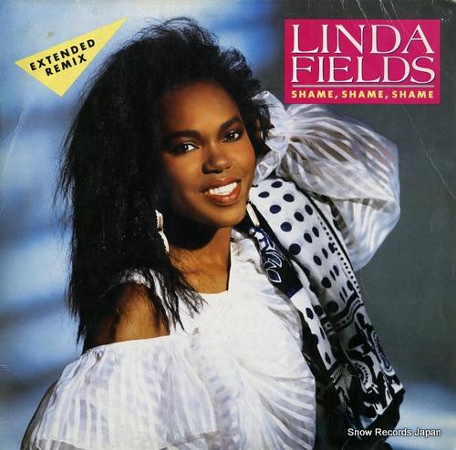 FIELDS, LINDA shame, shame, shame (extended remix) 1CK060-2022106/060-202210-6 - front cover