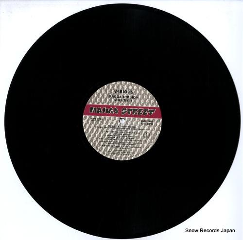 V/A ragga hip hop volume1 ILPS9951 - disc
